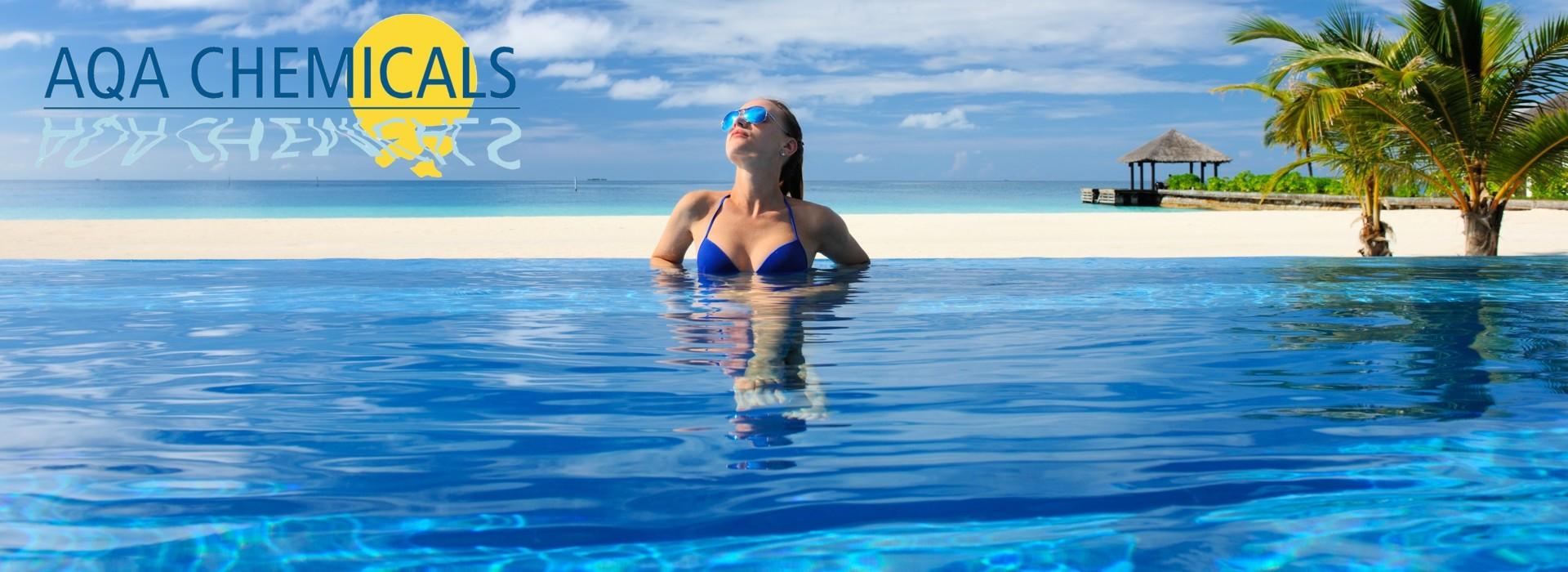 Amplia gama de productos para el tratamiento del agua de piscinas y spas, con el mayor nivel de calidad.