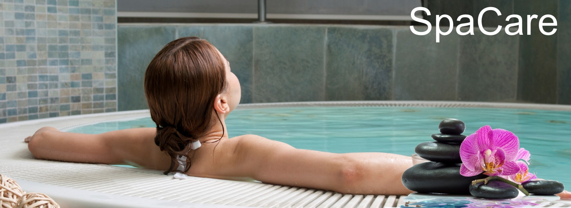 The best Solutions and products for the maintenance of the Spa